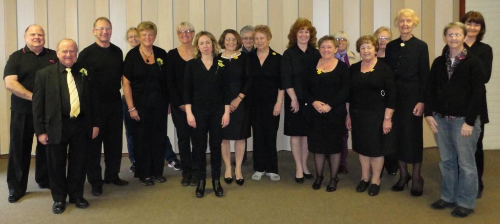 The The Hampton Singers at St Andrew's Church, Hampton Pier Avenue, Herne Bay